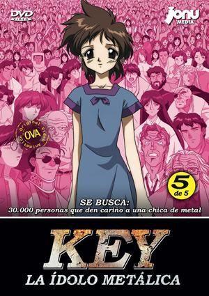 DVD KEY, LA IDOLO METALICA #05