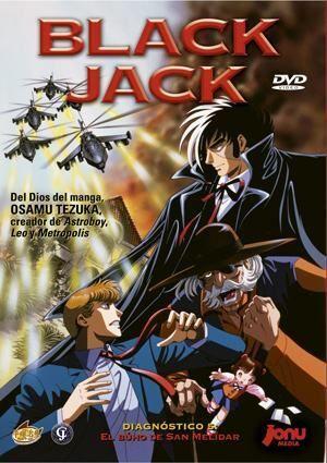 DVD BLACK JACK #05: EL BUHO DE SAN MELIDAR