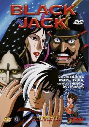 DVD BLACK JACK #06: MAS ALLA DEL AMOR