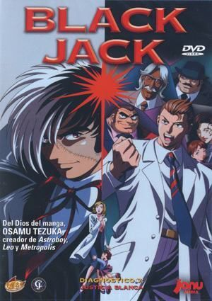DVD BLACK JACK #07: JUSTICIA BLANCA