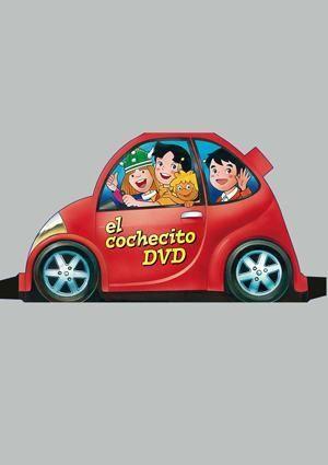 DVD EL COCHECITO ROJO
