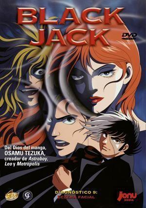 DVD BLACK JACK #09 ECZEMA FACIAL