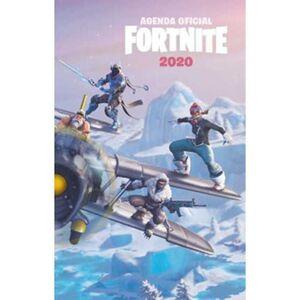 AGENDA OFICIAL 2020 FORTNITE
