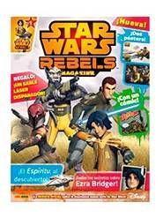 STAR WARS REBELS MAGAZINE PACK (NUMEROS 1-3)