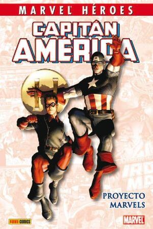 MARVEL HEROES #025. CAPITAN AMERICA: PROYECTO MARVELS