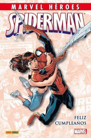 MARVEL HEROES #036. SPIDERMAN: FELIZ CUMPLEAÑOS
