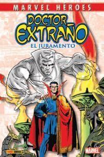 MARVEL HEROES #008 DOCTOR EXTRAÑO: EL JURAMENTO
