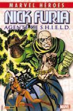 MARVEL HEROES #010. NICK FURIA: AGENTE DE SHIELD