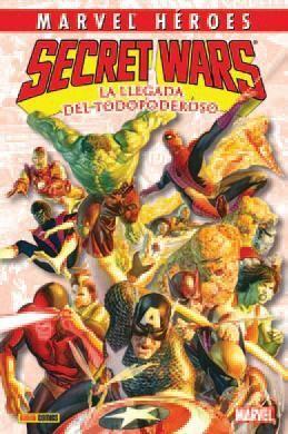 MARVEL HEROES #011.SECRET WARS: LA LLEGADA DEL TODOPODEROSO