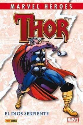 MARVEL HEROES #028. THOR: EL DIOS SERPIENTE