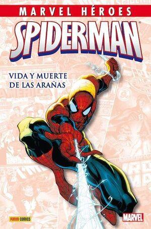 MARVEL HEROES #031. SPIDERMAN: VIDA Y MUERTE DE LAS ARAÑAS