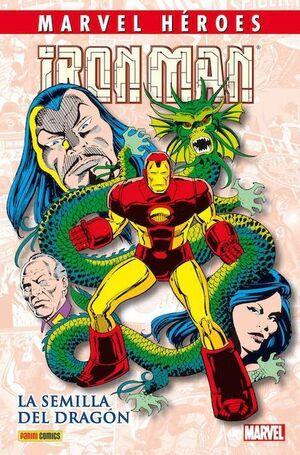MARVEL HEROES #035. IRON MAN: SEMILLA DEL DRAGON