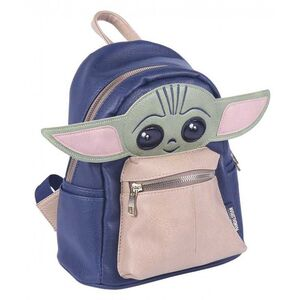 STAR WARS THE MANDALORIAN MOCHILA CASUAL POLIPIEL BABY YODA