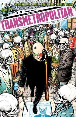 TRANSMETROPOLITAN #019 (TOMO)