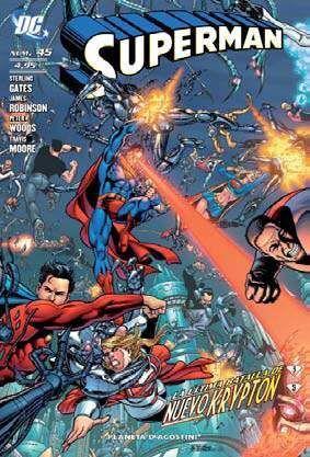 SUPERMAN MENSUAL VOL.2 #045