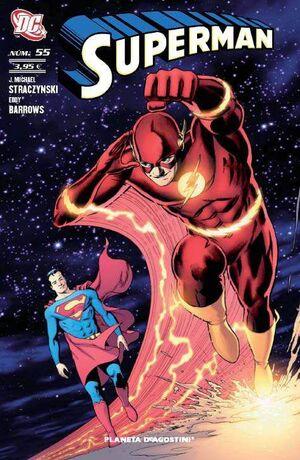SUPERMAN MENSUAL VOL.2 #055