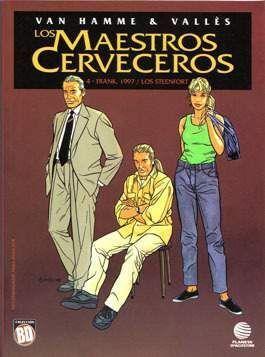 LOS MAESTROS CERVECEROS #1: CHARLES 1854 - MARGRIT 1886