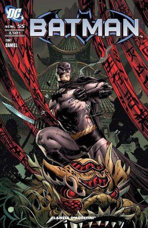 BATMAN MENSUAL VOL.2 #055 (QUINCENAL)