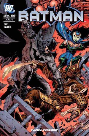 BATMAN MENSUAL VOL.2 #056 (QUINCENAL)