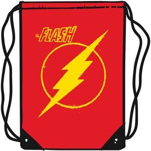 FLASH SACO GYM ROJO DC COMICS