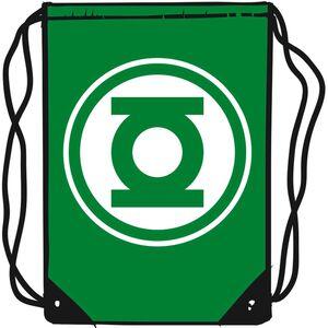 GREEN LANTERN SACO GYM VERDE DC COMICS
