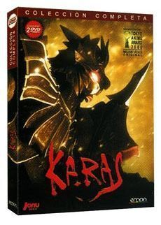 DVD KARAS BOX - (2 DVD)