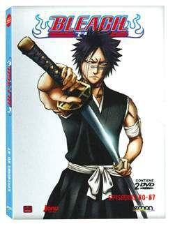 DVD BLEACH - EPISODIOS 80-87 (2 DVD)