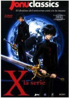 DVD X LA SERIE JONU CLASSICS (5 DVD)