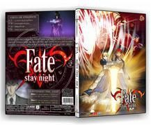 DVD FATE/STAY NIGHT VOL. 05 - CAJA METALICA (2 DVD)