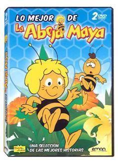 DVD LO MEJOR DE LA ABEJA MAYA 2011 (2 DVD)