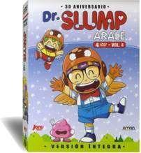 DVD DR. SLUMP - ARALE VOL.04 DIGIPACK (4 DVD)