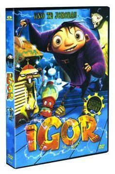DVD IGOR