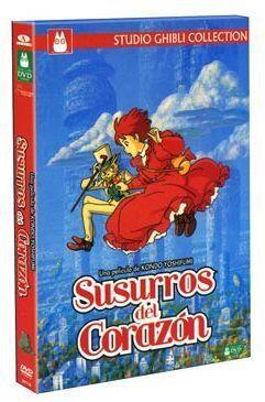 DVD SUSURROS DEL CORAZON (1 DVD)