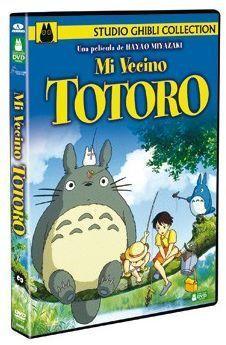 DVD MI VECINO TOTORO