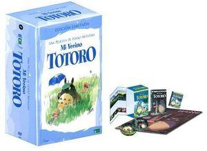 DVD MI VECINO TOTORO - EDICION COLECCIONISTA (2 DVD)