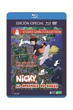 NICKY LA APRENDIZ DE BRUJA COMBO (BD+DVD)