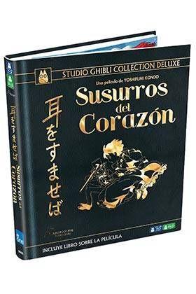 SUSURROS DEL CORAZON COMBO (BD+DVD)