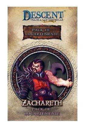 DESCENT SEGUNDA ED.: LUGARTENIENTE ZACHARET