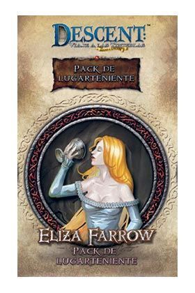 DESCENT SEGUNDA ED.: LUGARTENIENTE ELIZA FARROW