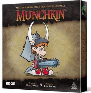 MUNCHKIN - NUEVA EDICION