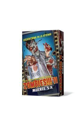 ZOMBIES!!! 11: MUERTE S.A. ESCABECHINA EN LA OFICINA