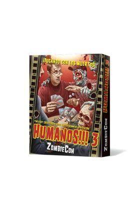 HUMANOS!!! 3: ZOMBIECON