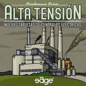 ALTA TENSION. NUEVAS TARJETAS DE CENTRALES ELECTRICAS