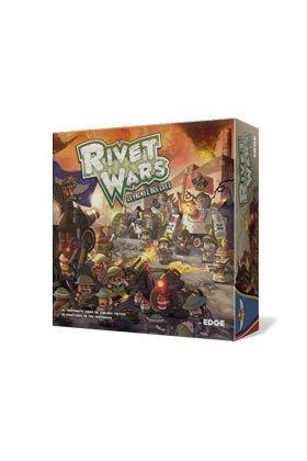 RIVET WARS. EL FRENTE DEL ESTE (BASICO)