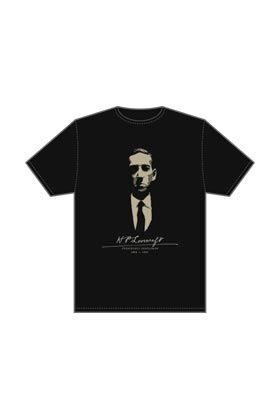 CAMISETA PROVIDENCE GENTLEMAN H.P LOVECRAFT COLLECTION T-S