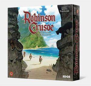 ROBINSON CRUSOE: AVENTURAS EN LA ISLA MALDITA