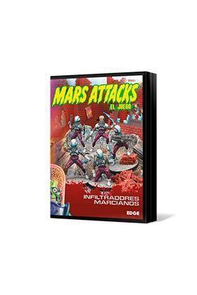 MARS ATTACKS: INFILTRADORES MARCIANOS