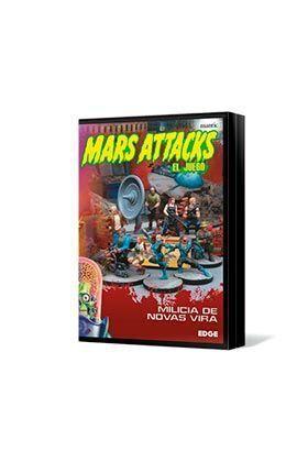 MARS ATTACKS: MILICIA DE NOVAS VIRA