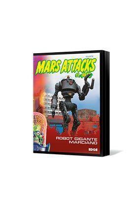 MARS ATTACKS: ROBOT GIGANTE MARCIANO