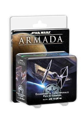 STAR WARS ARMADA: ESCUADRONES DE CAZAS IMPERIALES